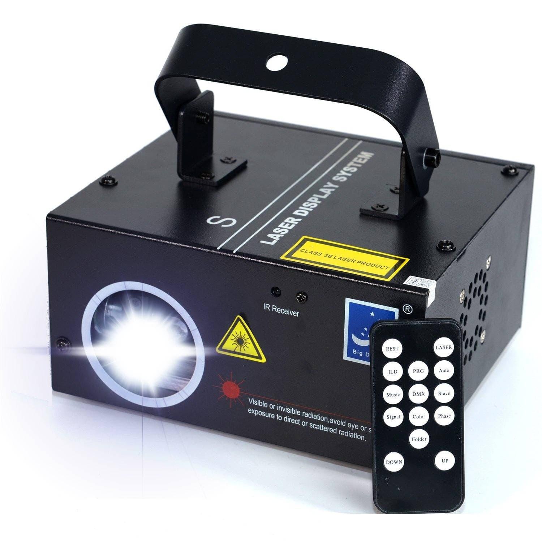 Программируемый лазерный проектор для рекламы, лазерного шоу и бизнеса Калининград